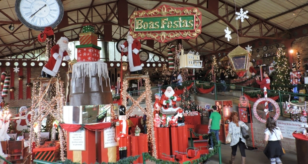 Fábrica do Papai Noel